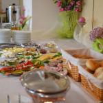 Śniadanie – bufet szwedzki