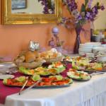 Pensjonat Soplicowo – bufet szwedzki