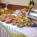 Jadalnia – bufet szwedzki