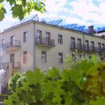 Pensjonat Soplicowo – widok od frontu